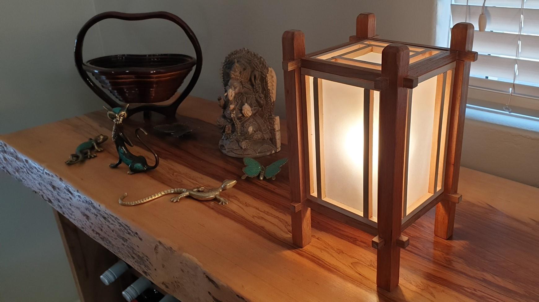 Shoji Lamps