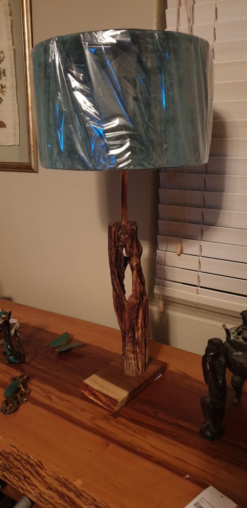 Firewood Lamps