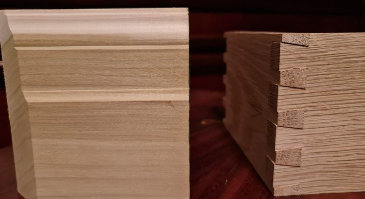 Dovetails and Mouldings